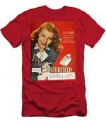 Chesterfield Cigarette Ad Men's T-Shirt (Athletic Fit)