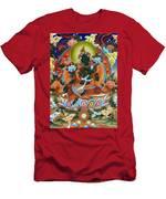 Green Tara 2 Men's T-Shirt (Athletic Fit)
