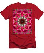 Hibiscus Men's T-Shirt (Athletic Fit)