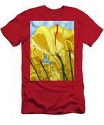 Tender Tulips Men's T-Shirt (Athletic Fit)