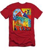 Abs 0439 Men's T-Shirt (Athletic Fit)