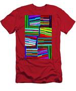 Abstract Fusion 77 Men's T-Shirt (Athletic Fit)