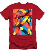 Abstract Sine P 13 Men's T-Shirt (Athletic Fit)