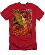 An Artist In Wonderland Men's T-Shirt (Athletic Fit)
