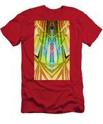Art Deco Reredos Men's T-Shirt (Athletic Fit)