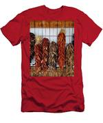 Chili Ristra Men's T-Shirt (Athletic Fit)