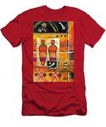 Companions I Men's T-Shirt (Athletic Fit)