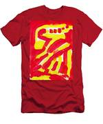 Engulfed Rage Men's T-Shirt (Athletic Fit)