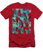 Fractured Memories Men's T-Shirt (Athletic Fit)