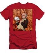 Franz Josef Gall, German Physiognomist Men's T-Shirt (Athletic Fit)