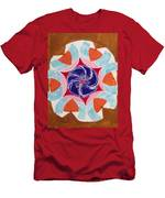 Free Hand Men's T-Shirt (Athletic Fit)