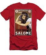 French Poster: Salome, 1918 Men's T-Shirt (Athletic Fit)