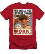 General Douglas Macarthur Men's T-Shirt (Athletic Fit)