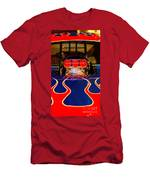 Hot Rod 1 Men's T-Shirt (Athletic Fit)
