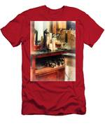 Ice Cream Parlor Men's T-Shirt (Athletic Fit)