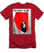 I'm Sorry Sally Men's T-Shirt (Athletic Fit)