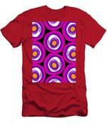 Large Scale Spots Men's T-Shirt (Athletic Fit)