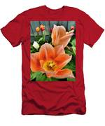 Lets All Dance For The Tulips Are Out Men's T-Shirt (Athletic Fit)