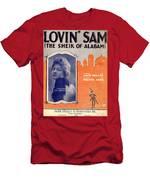 Lovin' Sam Men's T-Shirt (Athletic Fit)
