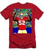 Magical Patrick Willis Men's T-Shirt (Athletic Fit)