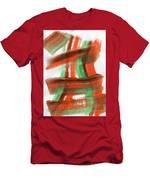 Mending Fences Men's T-Shirt (Athletic Fit)