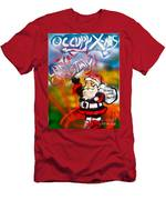 Occupy Christmas Men's T-Shirt (Athletic Fit)
