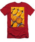 Pastry Cakes Men's T-Shirt (Athletic Fit)