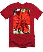 Red Hot Men's T-Shirt (Athletic Fit)
