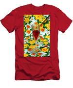 Romantic Ruby Men's T-Shirt (Athletic Fit)