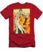 Swan Gourd Men's T-Shirt (Athletic Fit)