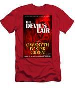 The Devil's Lair Book Cover Men's T-Shirt (Athletic Fit)