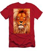 The Lions King Men's T-Shirt (Athletic Fit)