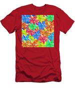 The Power Of Flowers Men's T-Shirt (Athletic Fit)