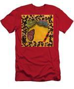 Three Mariposas Men's T-Shirt (Athletic Fit)