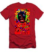 Zulu Red Men's T-Shirt (Athletic Fit)
