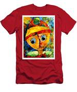 Abstraction 3203 Men's T-Shirt (Athletic Fit)