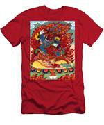 Dudjom's Dorje Drollo Men's T-Shirt (Athletic Fit)