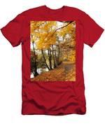 Golden Path Men's T-Shirt (Athletic Fit)