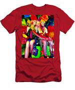 Sassy Sisters Men's T-Shirt (Athletic Fit)