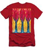 Three Matches Men's T-Shirt (Athletic Fit)