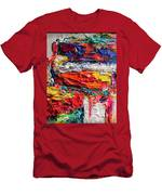 Boom Of The Tingling Strings Men's T-Shirt (Athletic Fit)