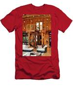 The Fontanel Mansion Farm The Former Home Of Barbara Mandrell Outside Nashville, Tennessee Men's T-Shirt (Athletic Fit)