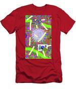 3-21-2015abcdefg Men's T-Shirt (Athletic Fit)