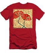 Poppy Men's T-Shirt (Athletic Fit)