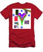 6-11-2015dabc Men's T-Shirt (Athletic Fit)