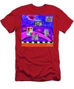 9-11-2015abcdefghijklmnopqrtuvwxyzabcdefghijklm Men's T-Shirt (Athletic Fit)