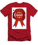 A Product Of Idaho Men's T-Shirt (Athletic Fit)