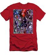 Abstract 62316.7 Men's T-Shirt (Athletic Fit)