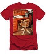 Adding Machine Men's T-Shirt (Athletic Fit)
