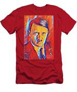 Adolf Hitler, Leaders Of Wwii Series.  Men's T-Shirt (Athletic Fit)
